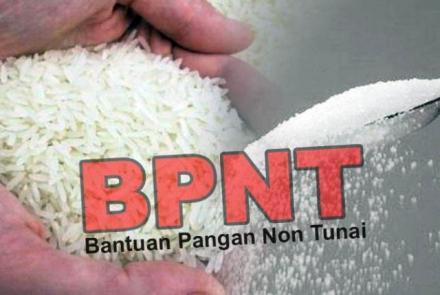 Perubahan Rastra Menjadi Bantuan Pangan Non Tunai ( BPNT )